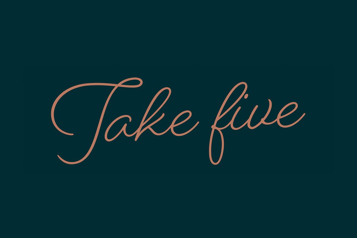 Take Five - Meeting & Event Offers Glasgow - East Kilbride
