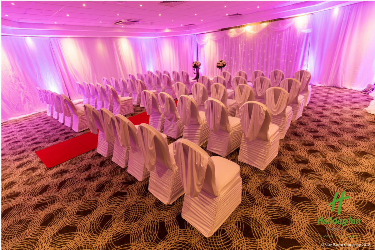 Wedding Ceremonies - Glasgow - East Kilbride
